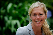 Dr Holly Thorpe, Senior Lecturer in the Department of Sport and L
