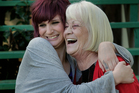 Grandmother and foster mother Diane Vivian (right) with granddaughter Danielle Vivian, 19, will appreciate the financial help. Picture / Brett Phibbs