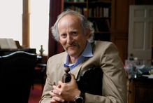 Gareth Morgan. Photo / Jane Ussher