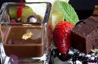 Betsubara dessert at Cocoro. Photo / Richard Robinson