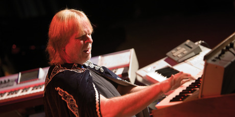 Rick Wakeman. Photo / Supplied