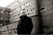 Billy Bragg's folk music is a blast from the past. Photo / Supplied