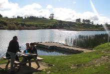 Lake Waro Scenic Reserve in Hikurangi. Photo / APN