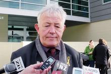 Bernie Monk. File photo / NZPA