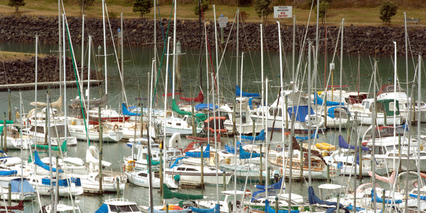 Brin Wilson Boats is based at Gulf Harbour, north of Auckland. Photo / Ross Setford