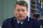 Former Police Commissioner Howard Broad. Photo / NZ Herald