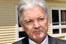 Revenue minister Peter Dunne. File photo / NZPA