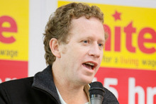Green Party co-leader Russel Norman. Photo / NZ Herald