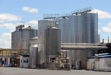 A Fonterra dairy factory in Tirau. Photo / NZPA
