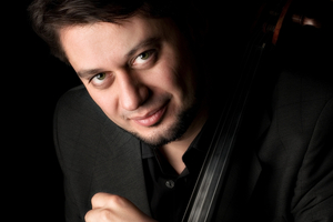 Cellist Eliah Sakakushev-von Bismarck treated the audience to a superbly varied programme. Photo / Supplied