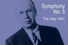 CD cover: Prokofiev Symphony No 5. Photo / Supplied