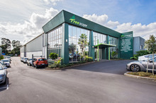 This Otahuhu industrial investment has a tenant signed on for eight years. Photo / Bruce Clarke 