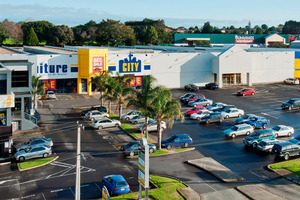 The Furniture City Panmure retail outlet is expected to fetch $6 million.