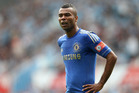 Ashley Cole's hit out at the FA last weekend triggered a Twitter sensation. Photo / Offside/photosport.co.nz