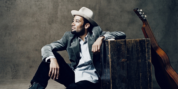 Ben Harper is returning to New Zealand. Photo / Supplied