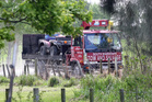 The crash in which Shane White, aged 10, died is the third quad bike fatality this year. Photo / APN