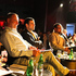 The judging panel (from left) Chris Harrop, Rene Bros, Ago Perrone and Nigel Weisbaum. Photo / Max Lemeshenko