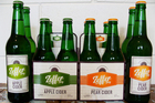 Zeffer pear and apple ciders. Photo / Supplied