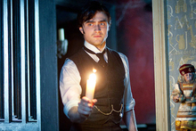 Daniel Radcliffe stars in The Woman in Black. Photo / Supplied