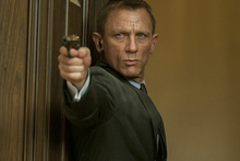 Daniel Craig portrays James Bond in the latest film about the super spy, Skyfall. Photo / Supplied