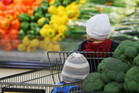 Seasonal prices falls took the food price index down 0.6 per cent last month. Photo / Hawkes Bay Today