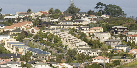 NZ property values rose 1.5pc in the three months ended January 31, says state valuer Quotable Value.  Photo /  NZH