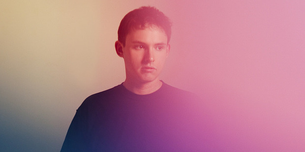 Hudson Mohawke has been added to the Rhythm & Vines line-up. Photo / Supplied