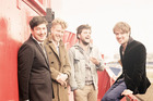 Mumford &amp; Sons' new release will please their fans but may not win many new ones. Photo / Supplied