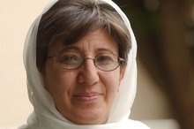 Afghan Minister of Women's Affairs Sima Samar is a frontrunner for the Nobel peace prize. Photo / AFP