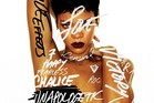 Rihanna has revealed the artwork for her new album, Unapologetic. Photo / Supplied