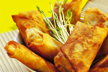 Today's spring rolls are worlds apart from their genesis in China. Photo / New Zealand Woman's Weekly