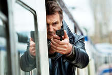 Liam Neeson in Taken 2, the disappointing sequel to 2008's enjoyable and violent original. Photo / Supplied