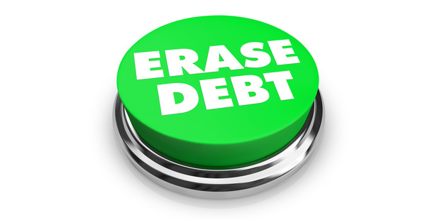 Taking on debt makes sense when future income growth can pay for it. Photo / Thinkstock