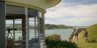 View: Waiheke Island holiday pad