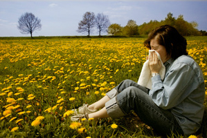 Allergies are thought to suppress the growth of cancerous cells in the brain.Photo / Thinkstock