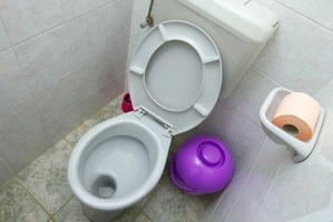 Do you have rules about the toilet seat in your house?Photo / Thinkstock