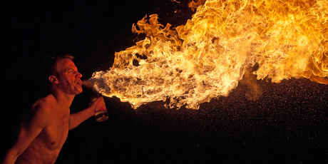 Picking investments that earn a 160 per cent return over three weeks is playing with fire. Photo / Thinkstock