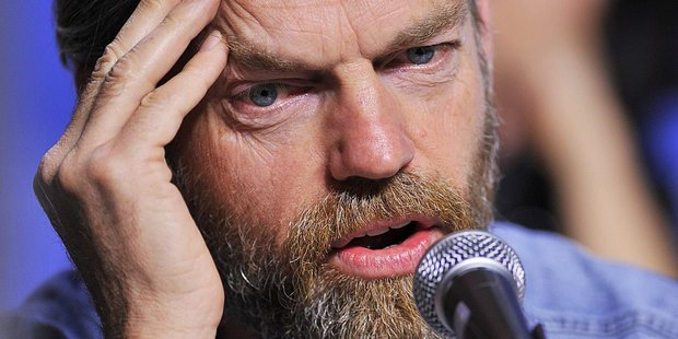 Loading Hugo Weaving provided the voice of Megatron in the hit Transformers films, but he says the trilogy means nothing to him. Photo / AP