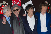 The Rolling Stones have confirmed their return to the stage. Photo / AP