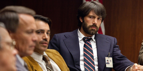 Ben Affleck (right) directs Argo and also plays the part of Tony Mendez. Photo / Supplied