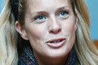 Rachel Hunter says breaking up with her fiance gave her a heart condition. Photo / File photo