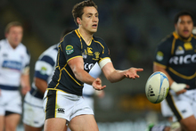 Tim Bateman has missed only 20 minutes of his side's 10-game ITM Cup campaign this year. Photo / Getty Images.