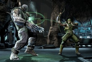 'Injustice: Gods Among Us' stays true to the DC Universe fiction, say developers NetherRealm. Photo / Supplied