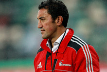 Daryl Gibson says it was necessary to quit the Crusaders to further his career. Photo / Getty Images.