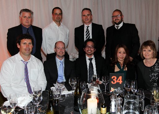 Hawke's Bay A&P; Mercedes-Benz Wine Awards 2012