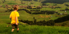 A farm stay in the Kaipara district can give the family a taste of rural life. Photo / Supplied
