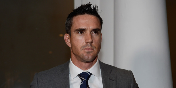 England cricketer Kevin Pietersen. Photo / Getty Images