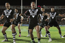 The Kiwis were left ruing what might have been on Saturday night, after a thrilling test in Townsville that lived up to all the hype. Photo / Getty Images.