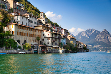 Take in the Italian Lake District by boat. Photo / Getty Images