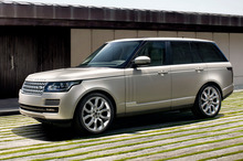 Range Rover. Photo / Supplied